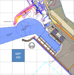 Hazira Port Construction, India