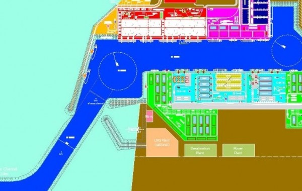 Pre-feasibility Study Greenfield Port